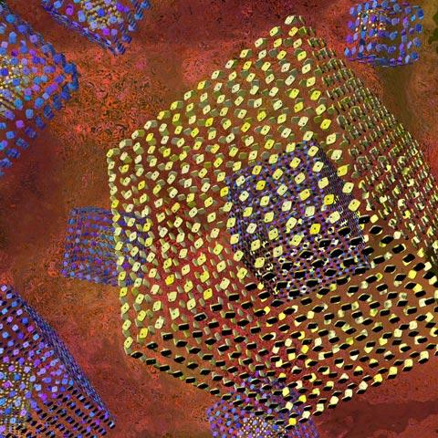 The digital fine art of robert w mcgregor image gallery for Cubi spaceo